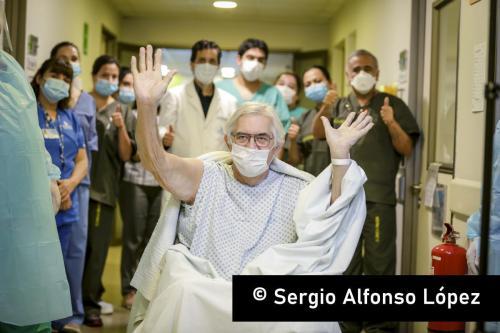 Edwin Janssens (81) uit Biest-Houtakker ontwaakte in Chili uit coma en werd zo nationale beroemdheid